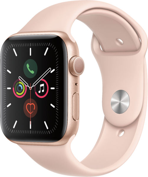 Apple-Watch-Series-5-(GPS)44mm-Gold-Aluminum-Case-with-Pink-Sand-Sport-Band-Gold-Aluminum