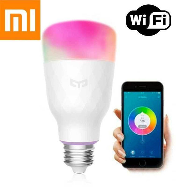 Mi LED Smart Bulb (White and Color) 2-Pack